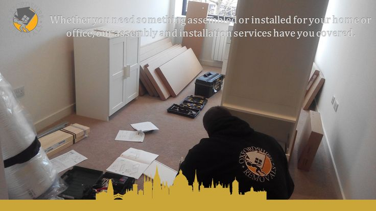 Whether you need something assembled or installed for your home or office, our assembly and installation services have you covered.