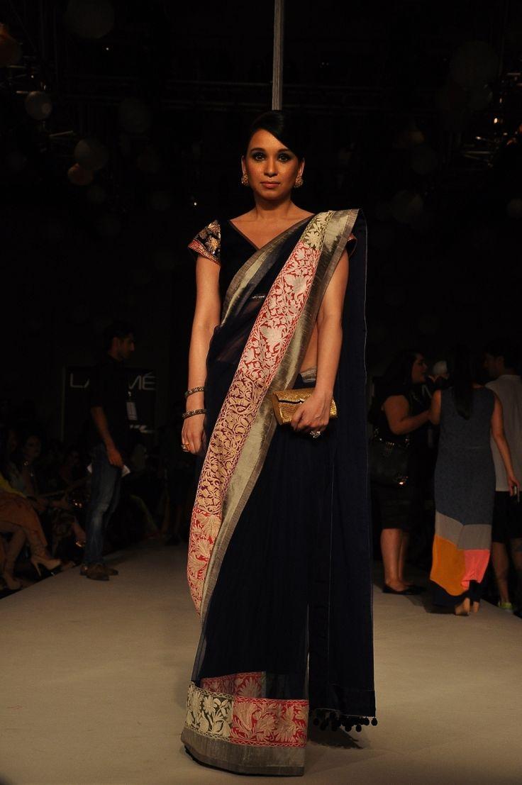 'Reflections' by Manish Malhotra At Lakme Fashion Week
