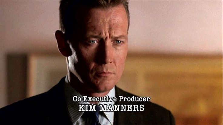 Agent John Doggett is a new main character
