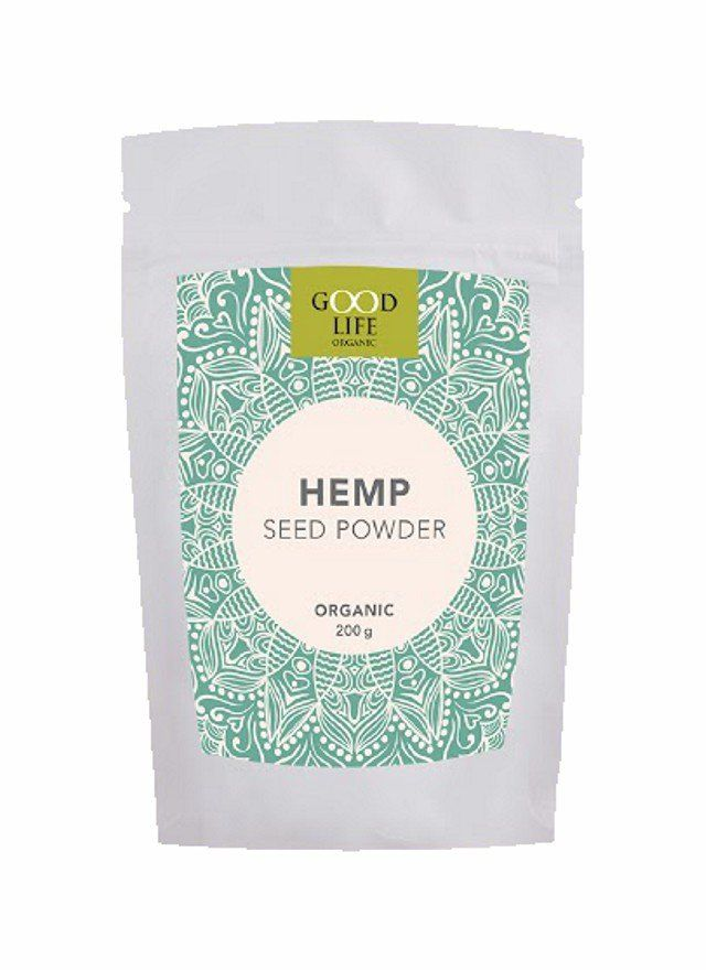 ORGANICA HOT DEALS - GET 10% OFF | Good Life Organic Hemp Seed Powder 30% Protein | Organica