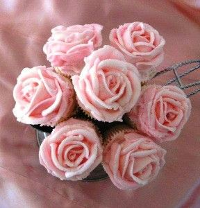 Rose Frosting How To