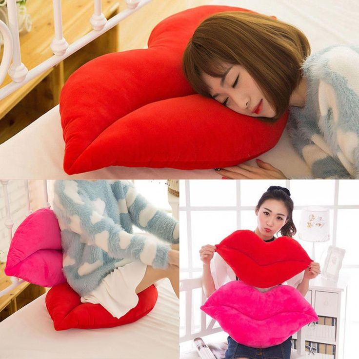 Specifications: Sexy large lip throw pillow which is made of super soft plush, bring you and children comfortable skin touch. Perfect idea to use this throw pillows as kids toys, birthday gift, party favors, holiday gifts, home decoration, also fit car seat perfectly for hours trip. Suitable for office snap, or used as cushion pillow, back pillow and head pillow while reading and TV watching in sofa or bed. Type: Throw Pillow Material: Plush, PP Cotton(Filling) Features: Lip Shape, Cute…