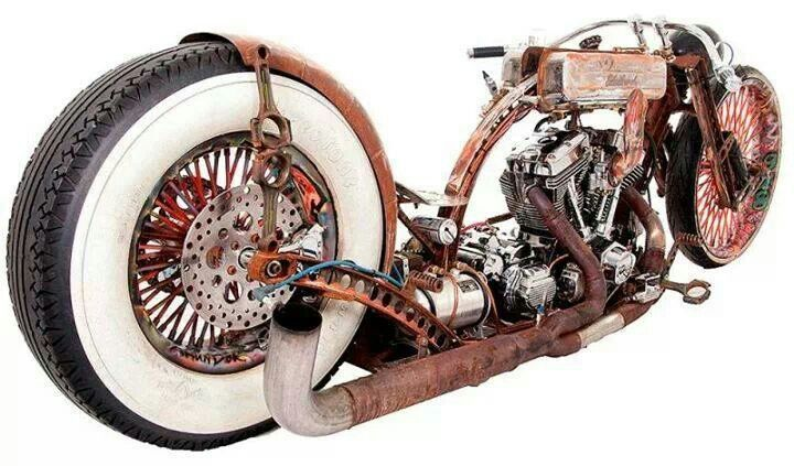 Bad Rat Bike by after hours bikes | Cars & Motorcycles