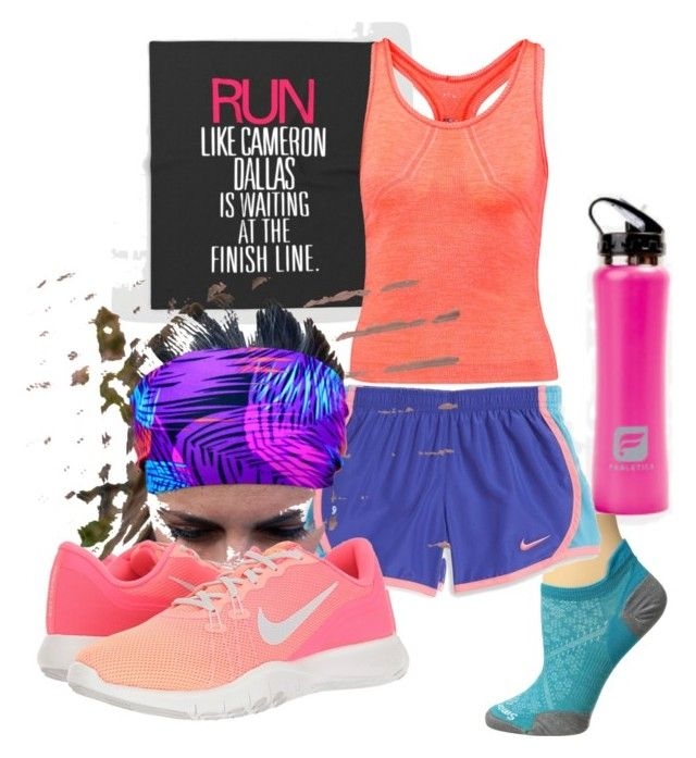 """""""Athletic much 💁🏼"""" by syd-rover15 ❤ liked on Polyvore featuring NIKE, Athletic Propulsion Labs, Fabletics and Smartwool"""