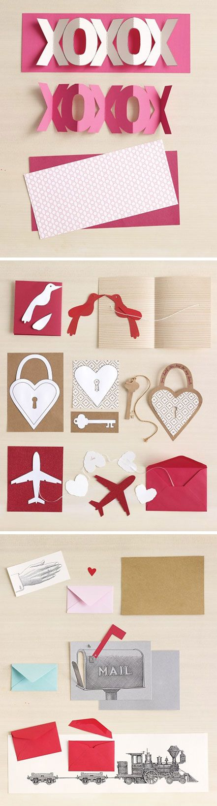 16 best Cut out cards images on Pinterest  Paper Stationery and