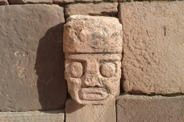 Tiwanaku Full-Day Trip from La Paz