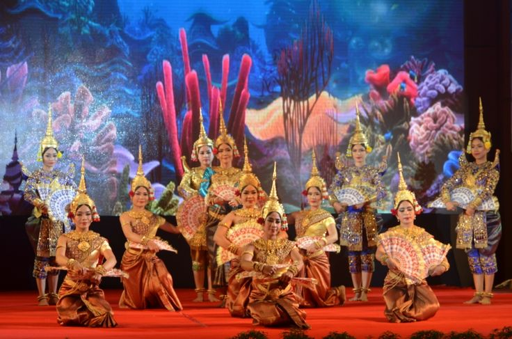 Khmer New Year - European Council on Tourism and Trade