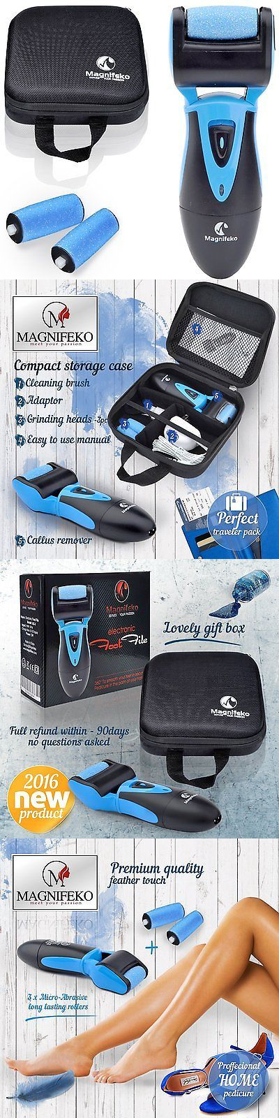Manicure Pedicure Tools and Kits: Safe And Painless , Electric Callus Remover ,Foot File And Pedicure Tools For 3 -> BUY IT NOW ONLY: $37.07 on eBay!