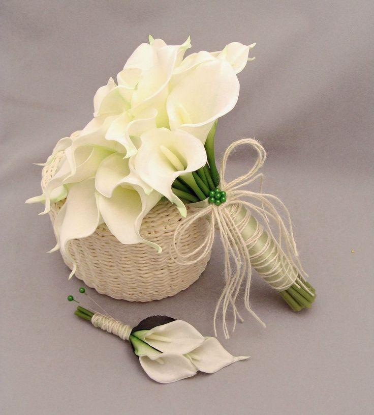 каллы свадебный букет - Поиск в Google