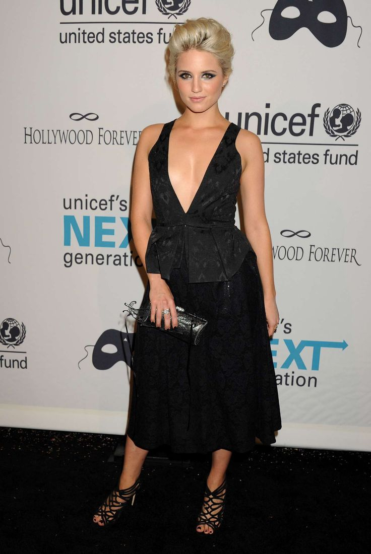 Dianna Agron – UNICEF's Next Generation's 2nd Annual Masquerade Ball in LA