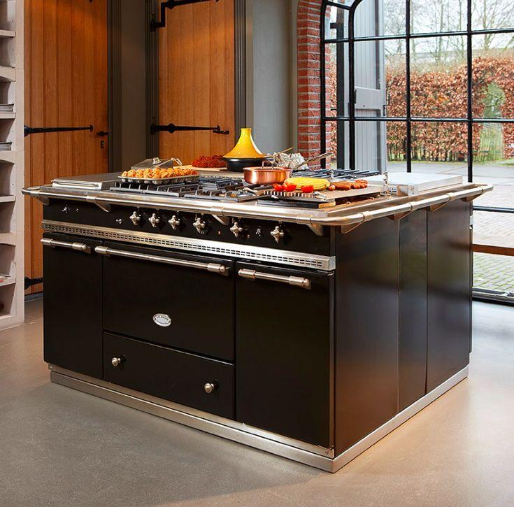 Kitchen Design Range Cooker: Lacanche Fontenay Range Cooker.