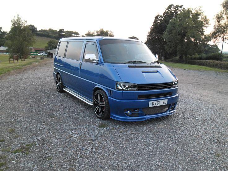 Volkswagen T4 Transporter Carravelle
