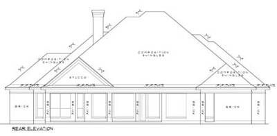 Luxurious One Level Home - 67010GL thumb - 05
