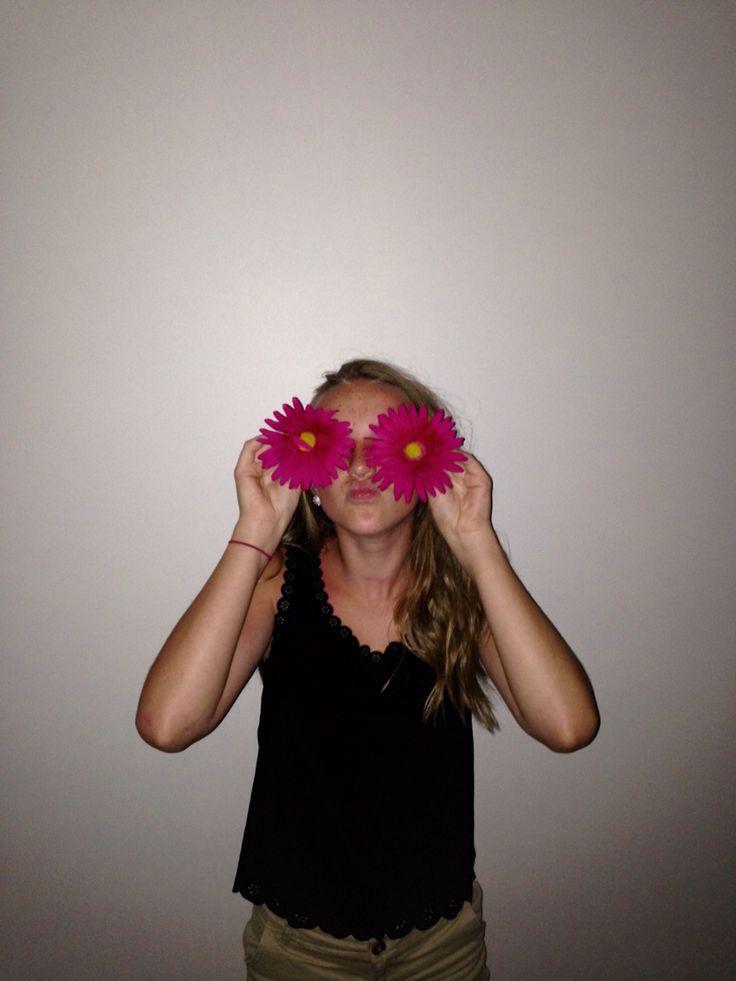 I take mini tumblr photo shoots with my friends