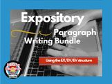 Writing assignments include expository paragraphs, multi-paragraph essays, poems and narrative prose. This helpful resource is perfect for teachers new to some works or veterans looking for fresh ideas.