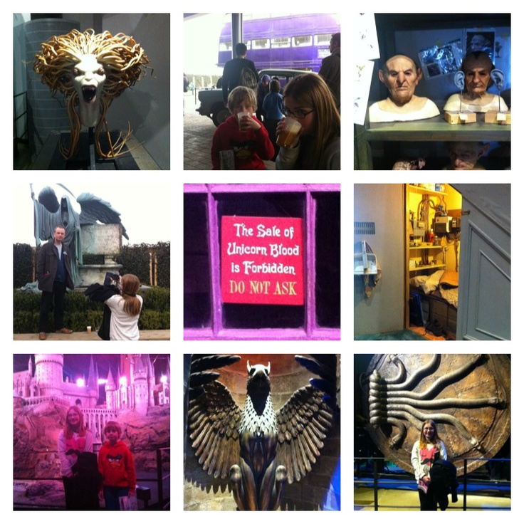 Harry Potter Studio Tour vs Chessington World of Adventures