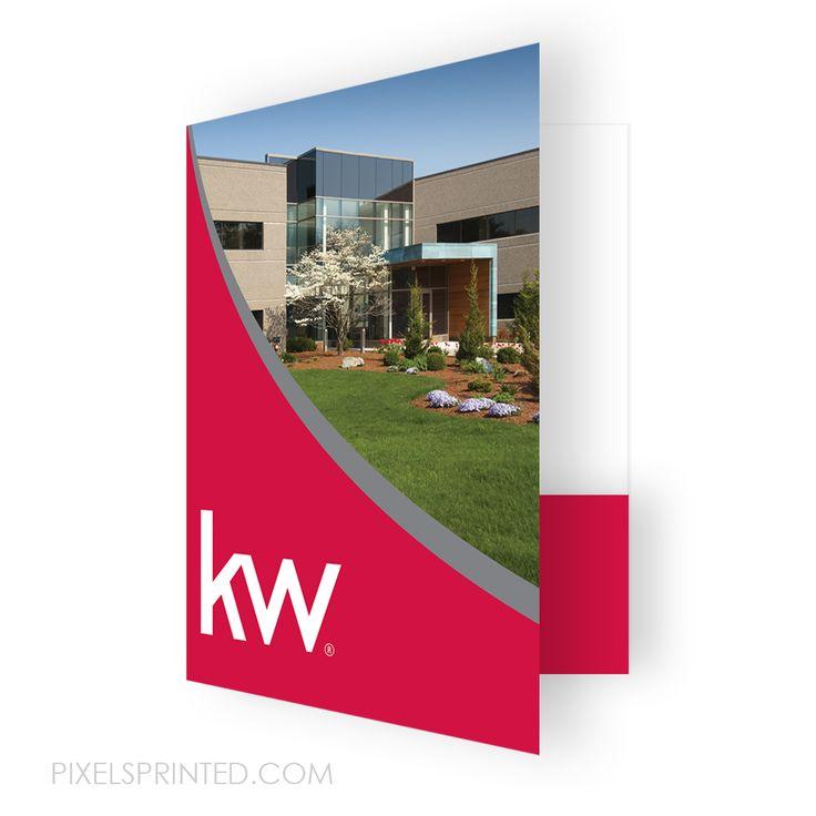 65 best real estate envelopes letterheads folders for Keller williams folders