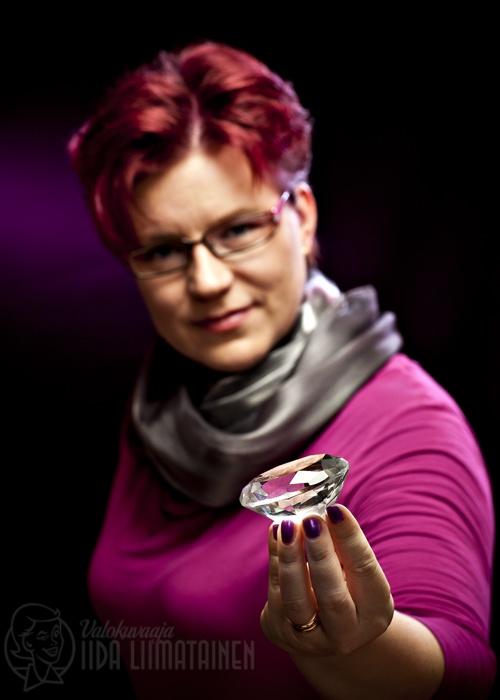 Kirkkaimmat timantit syntyvä kovimmassa paineessa www.redesan.fi