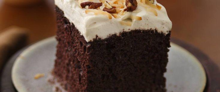 Chocolate Rum Cake on Pinterest | Chocolate mousse cake, Chocolate ...