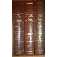 # Hulpboek vir Boere in Suid-Afrika 1957 eerste uitgawe