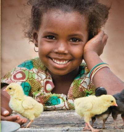 Happy Easter! Buy a chicken this Easter and help change the life of a family in need. http://www.worldvision.ie/gifts/easter
