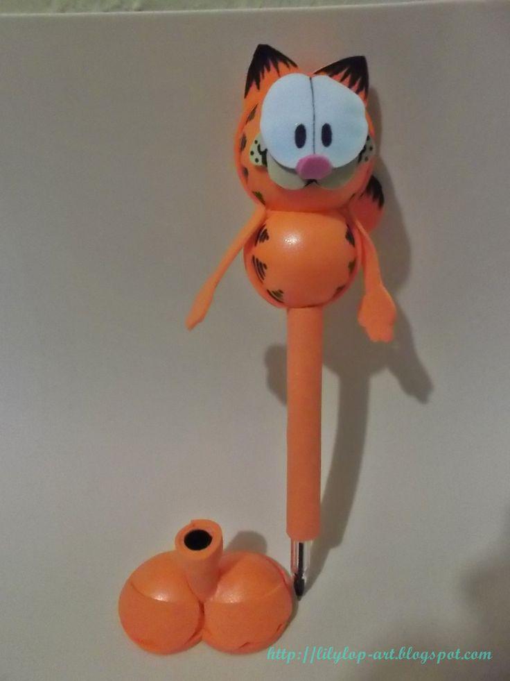 Fofupluma Garfield