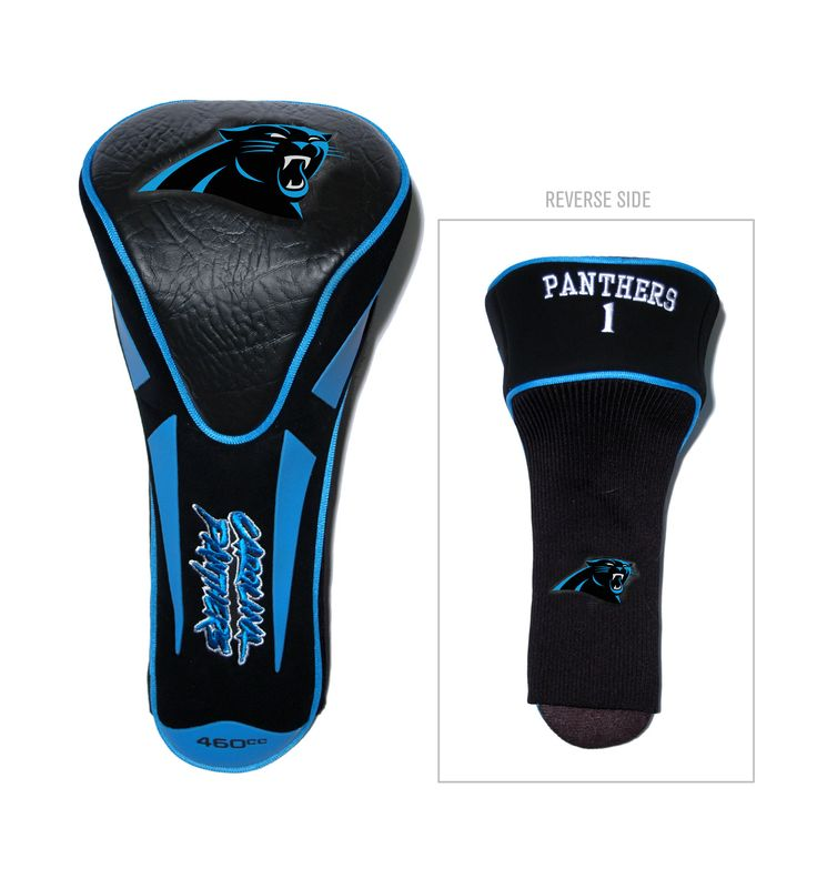 Carolina Panthers Single Apex Jumbo Golf Headcover