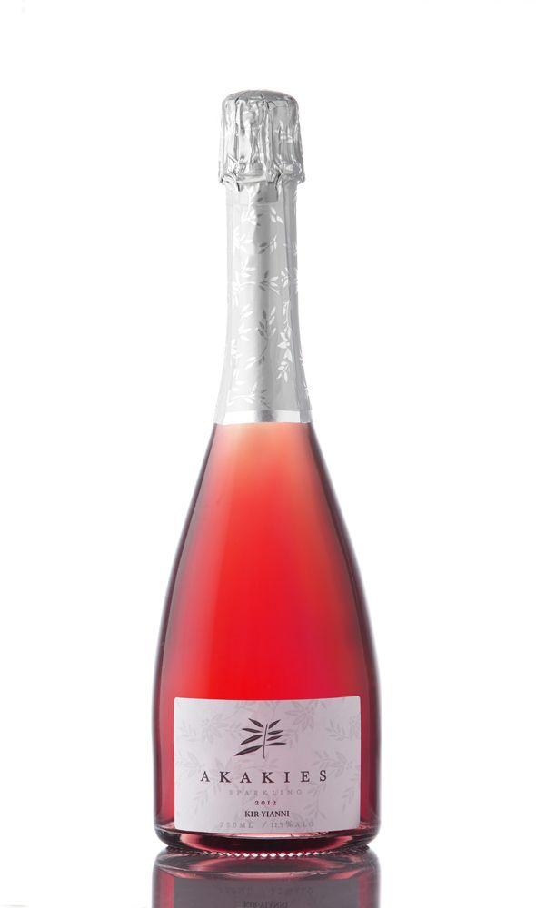 Kir Yianni Estate Akakies Sparkling Wine