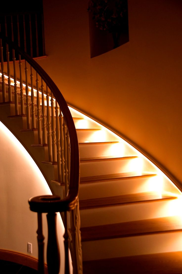 17 Top Stairway Lighting Ideas Spectacular With Modern - Led Streifen Treppe