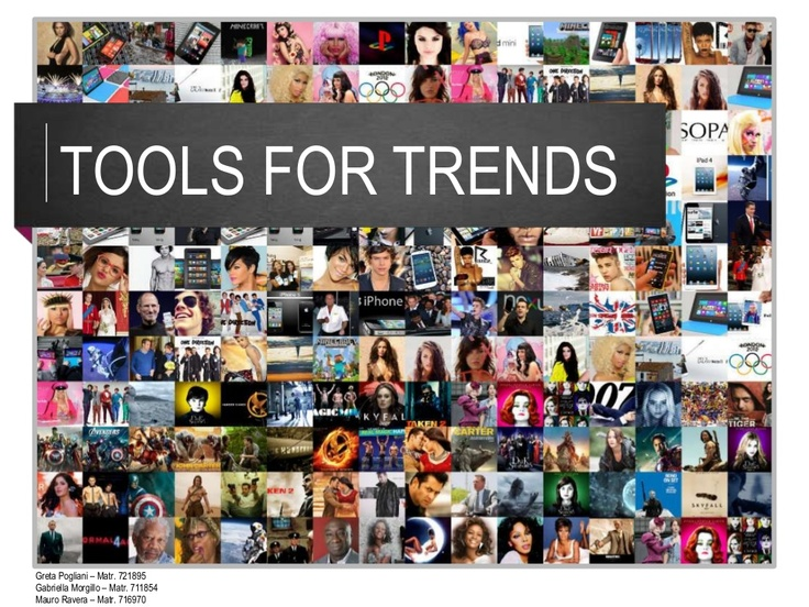 Tools for trends
