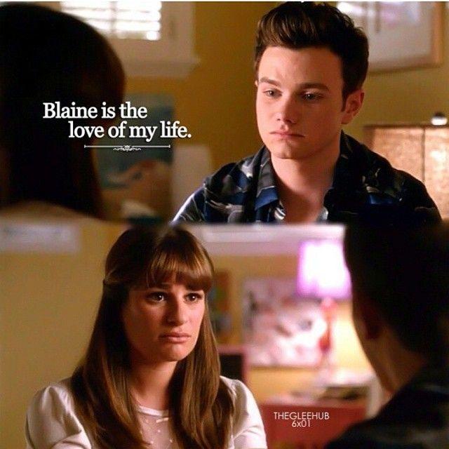 "#Glee 6x01 ""Loser Like Me"" - Rachel and Kurt"