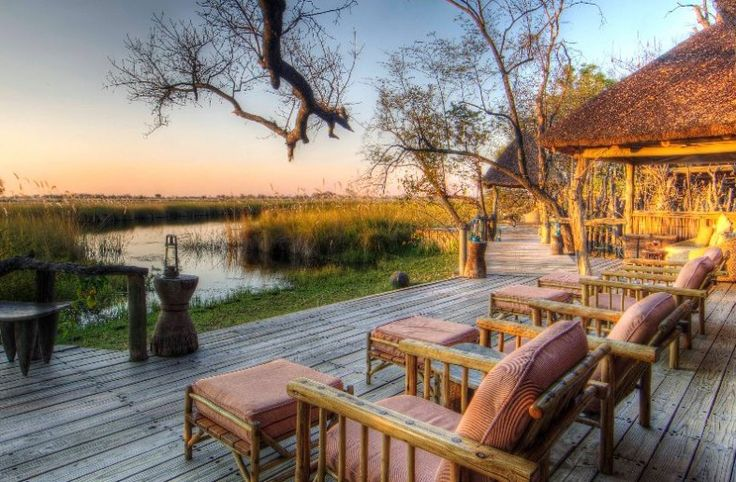 Something to tick off your bucket list: a visit to Botswana's Okavango Delta wetland  Experience the Delta, the  Chobe National Park, & Victoria Falls, the largest waterfall in the world! Request an INSTANT quote, customise your tour & book online, or speak to our travel experts >