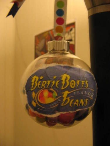 Bertie Bott's ornament on Craftster by patty_o