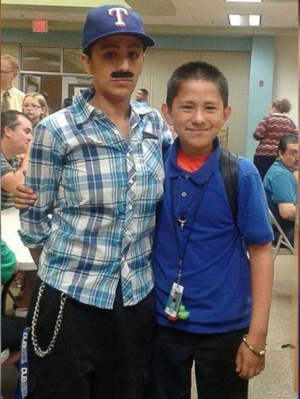 Ibu Tunggal Dandan Jadi Pria Demi Anak Rayakan Hari Ayah di Sekolah