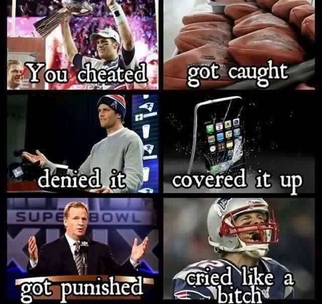 Tom Brady is a five year old   I HATE The New England ...   640 x 604 jpeg 50kB
