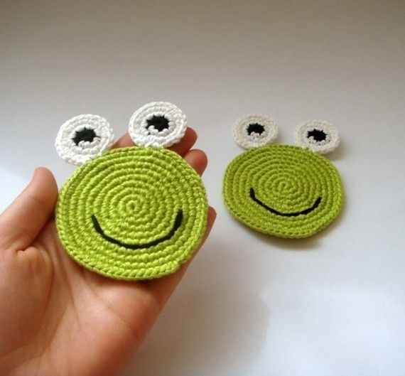 Frog coasters  houseware