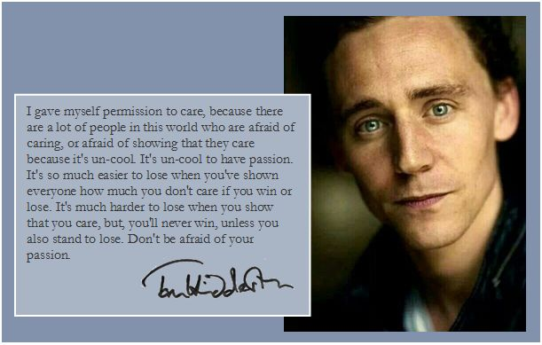 542 Best (4/6) Tom Hiddleston: Quotes Images On Pinterest