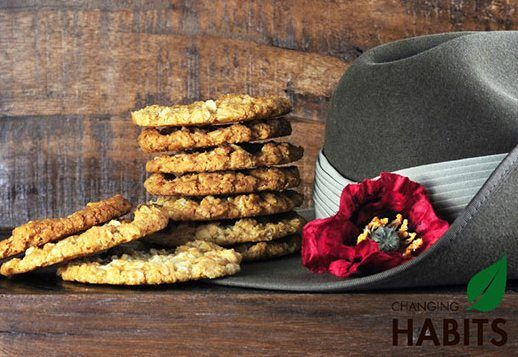 Emmer Wheat Anzac Biscuits