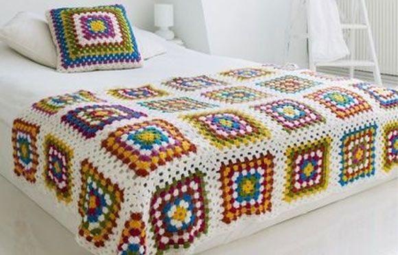Revista Imóveis» Crochê está em alta e deixa decoração mais aconchegante