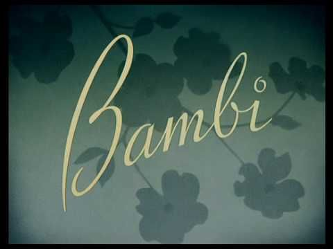 Bambi Intro - Love is a song that never ends (English) (+playlist)