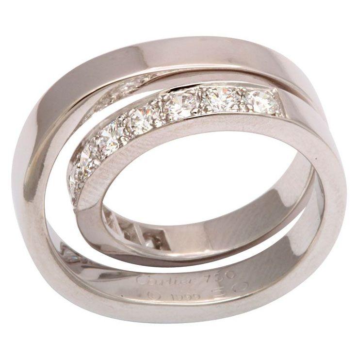 Nouvelle Vague Diamond Ring