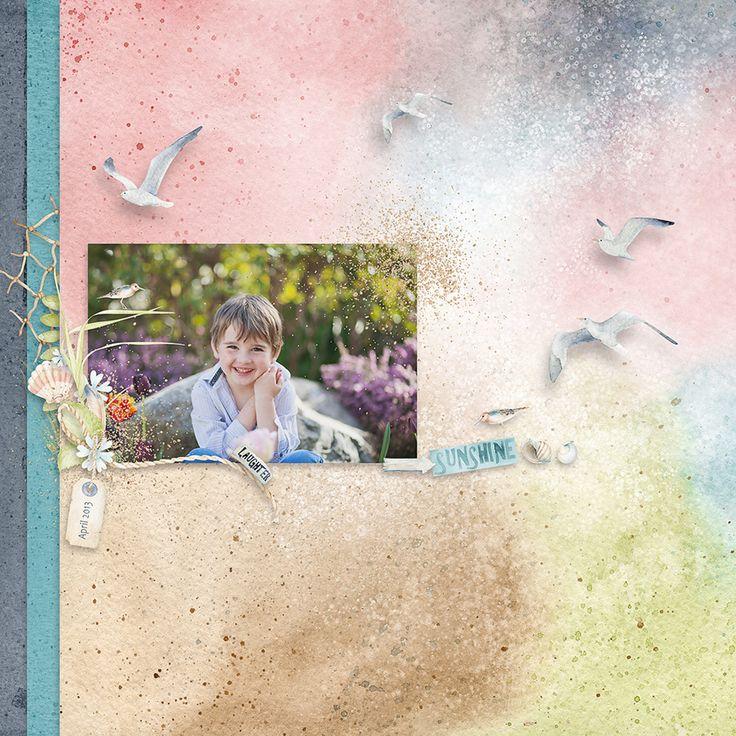 Jen Jacques » Blog » Createwings designs - So Beachy Kit