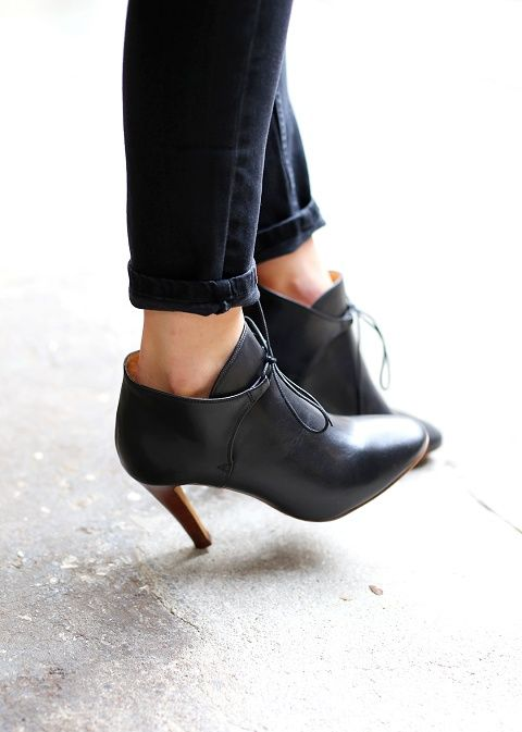 Sézane / Morgane Sézalory - Hunter boots courts #sezane #hunter