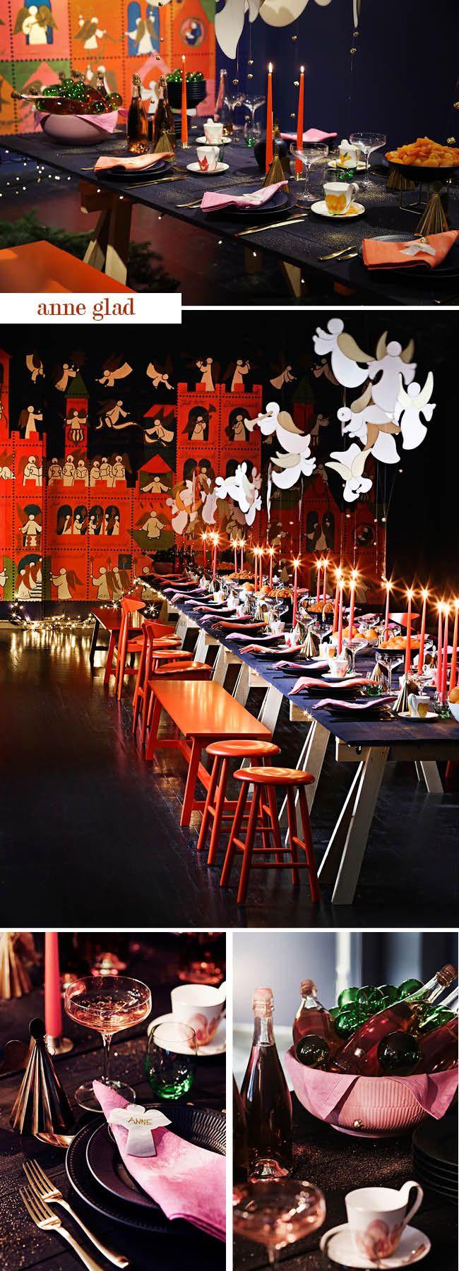 Royal Copenhagens juleborde