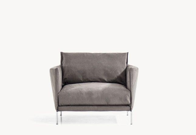 Gentry Armchair By Moroso | Hub Furniture Lighting Living