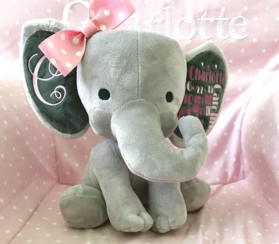Hey, I found this really awesome Etsy listing at https://www.etsy.com/listing/508184689/birth-announcement-stuffed-animal