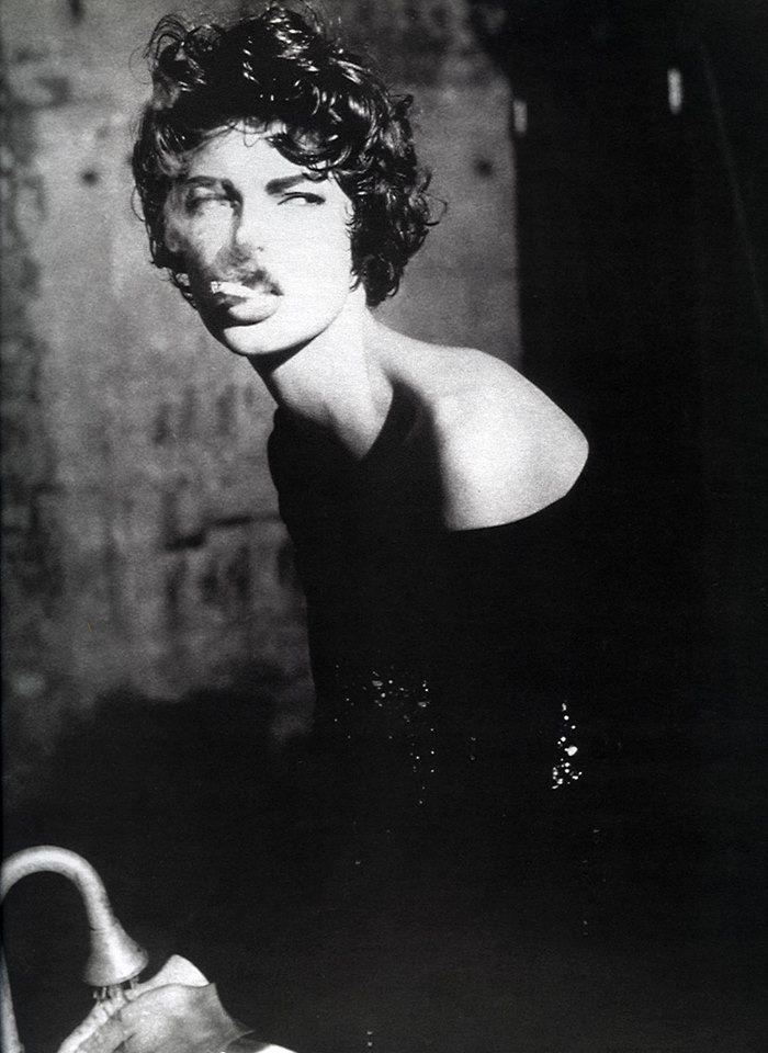Linda Evangelista-Photo Steven Meisel