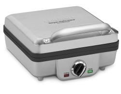 WAF-300 - Belgian Waffle Maker with Pancake Plates - Waffle Makers - Products - Cuisinart.com