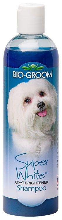 Bio-Groom Super White Shampoo 12 oz - Dog Shampoo - $4.99