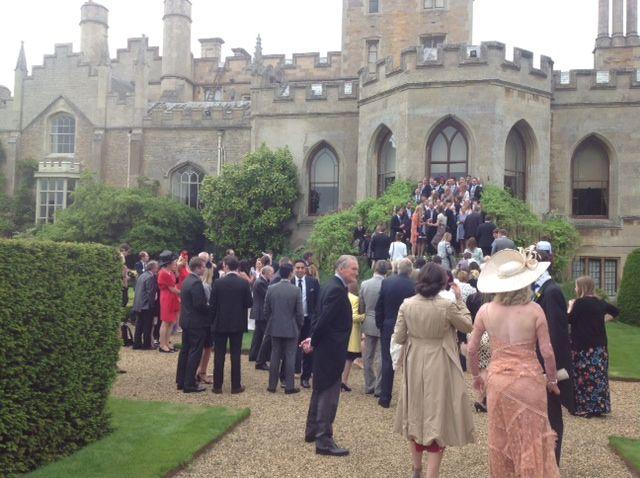 #weddings at Elton Hall